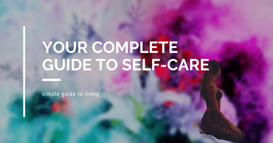 self care guide
